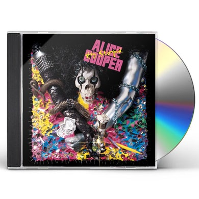 Alice Cooper HEY STOOPID CD