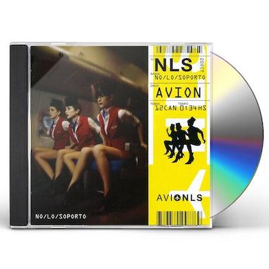No Lo Soporto AVIONLS CD