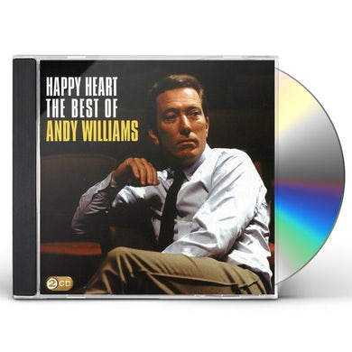 Andy Williams HAPPY HEART: BEST OF CD