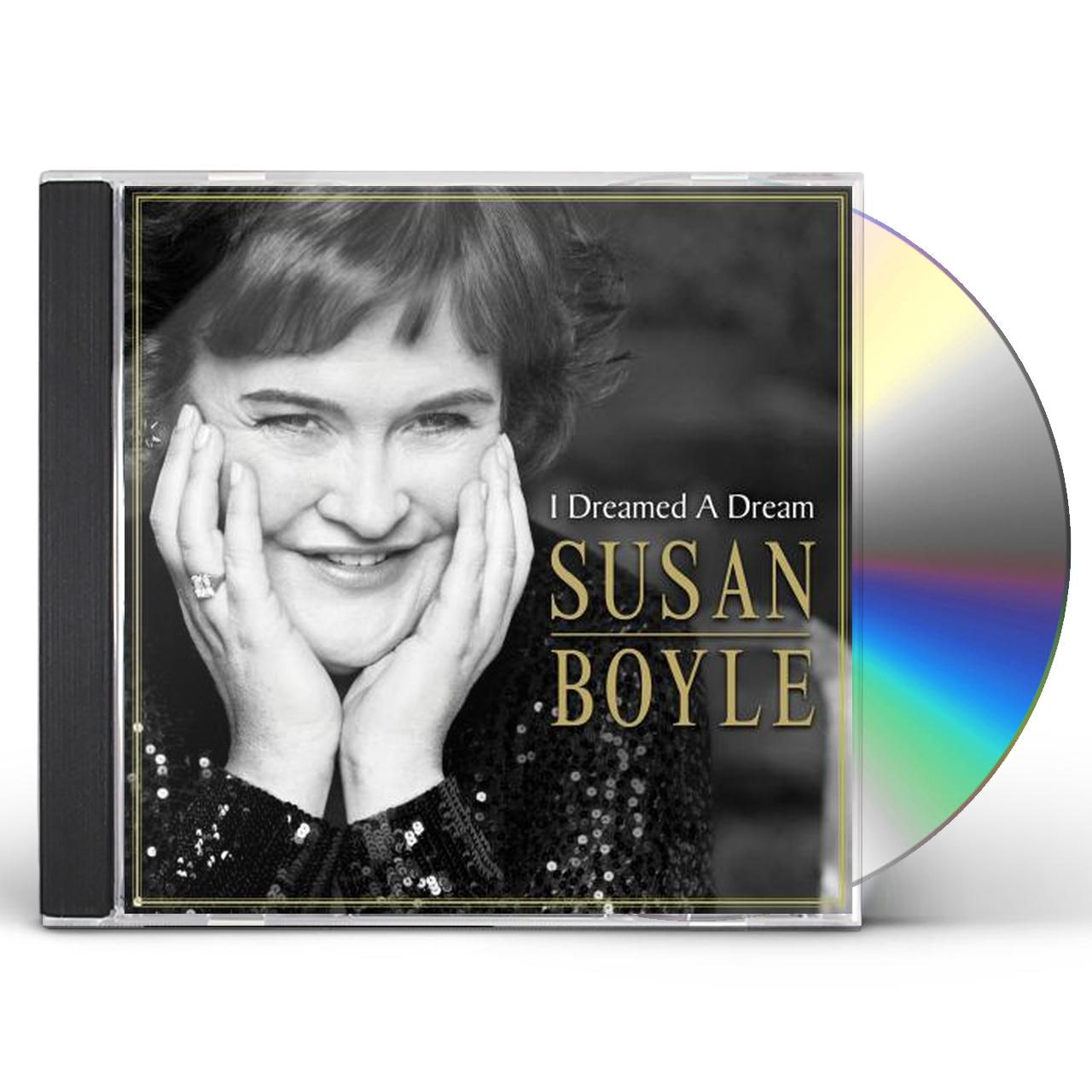 susan boyle i dreamed a dream cd. Black Bedroom Furniture Sets. Home Design Ideas