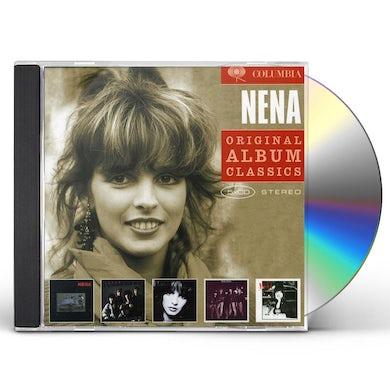 Nena ORIGINAL ALBUM CLASSICS CD