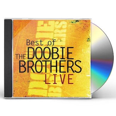 Best of The Doobie Brothers Live CD