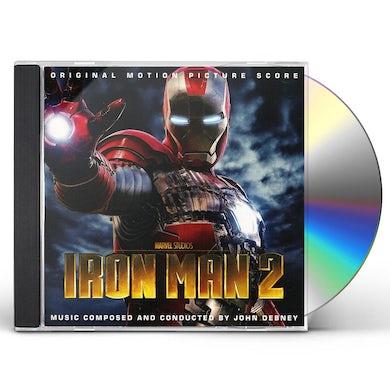 John Debney  IRON MAN 2 (SCORE) / O.S.T. CD