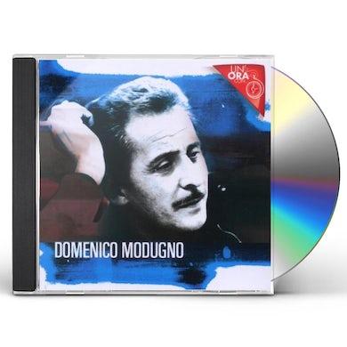 Domenico Modugno UN ORA CON CD