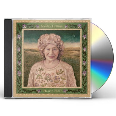 Shirley Collins Heart's Ease CD
