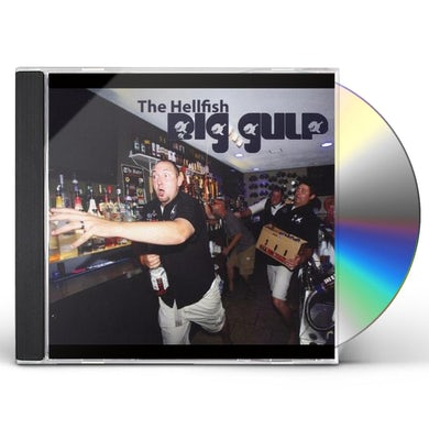 Hellfish BIG GULP CD