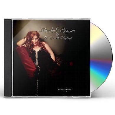 Rachel ONCE AGAIN CD