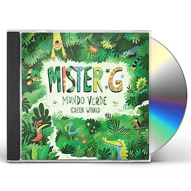Mister G MUNDO VERDE / GREEN WORLD CD