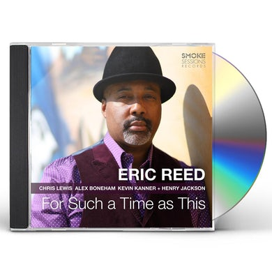 Eric Reed FOR SUCH A TIME AS THIS CD