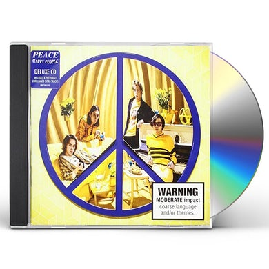 Peace HAPPY PEOPLE CD