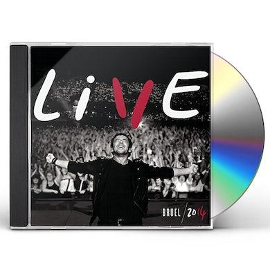 Patrick Bruel LIVE 2014 CD