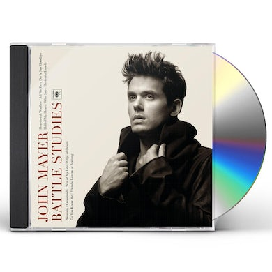 John Mayer BATTLE STUDIES CD