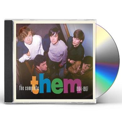 COMPLETE THEM 1964-1967 CD