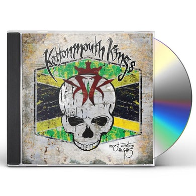 Kottonmouth Kings MOST WANTED HIGHS CD