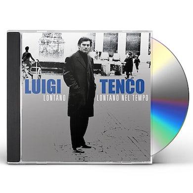 Luigi Tenco LONTANO LONTANO NEL TEMPO CD