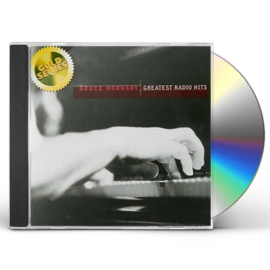 Bruce Hornsby GREATEST RADIO HITS (GOLD SERIES) CD