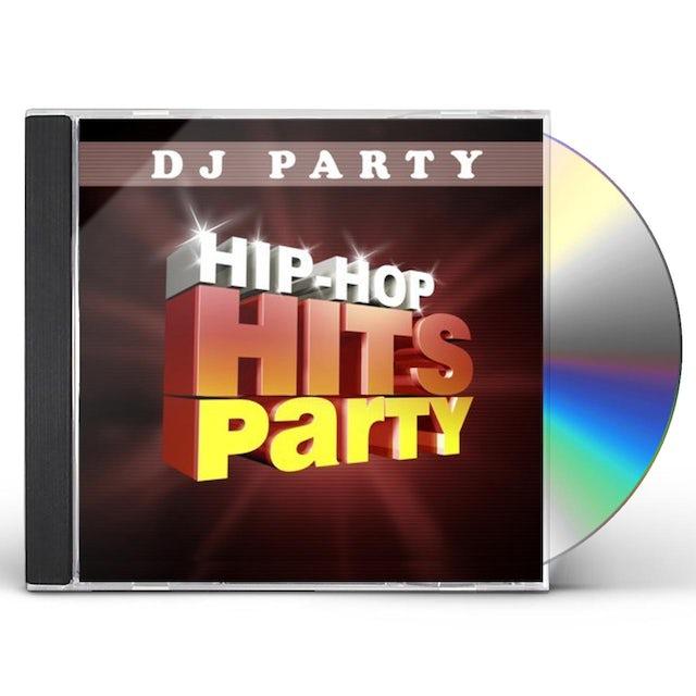 DJ Party HIP HOP HITS PARTY VOL. 1 CD