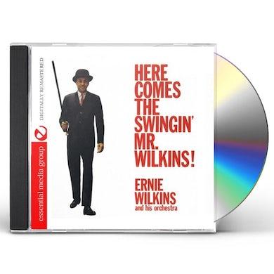 Ernie Wilkins HERE COMES THE SWINGIN' MR. WILKINS! CD