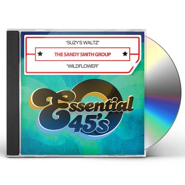 Sandy Smith SUZY'S WALTZ / WILDFLOWER CD