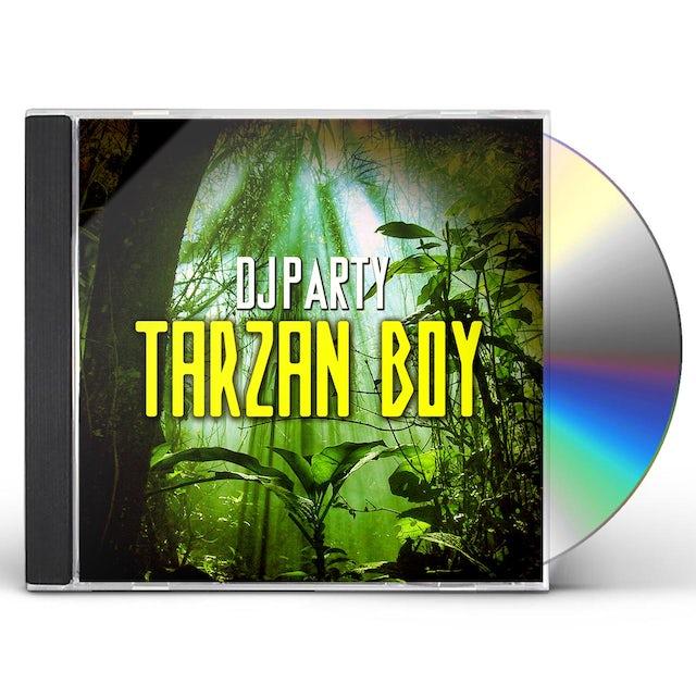 DJ Party TARZAN BOY CD