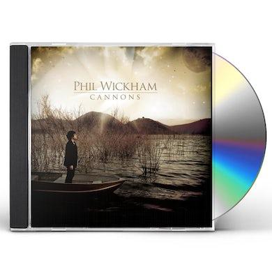Phil Wickham CANNONS CD