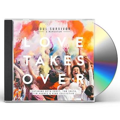 Soul Survivor LOVE TAKES OVER (LIVE) CD