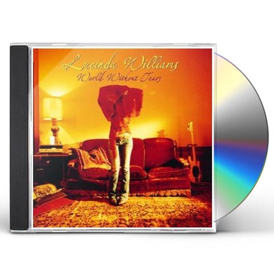 Lucinda Williams WORLD WITHOUT TEARS CD