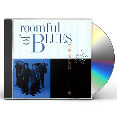 Roomful of Blues DANCE ALL NIGHT CD