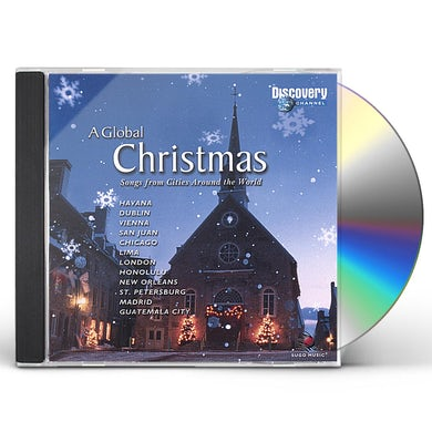 Discovery Channel GLOBAL CHRISTMAS CD