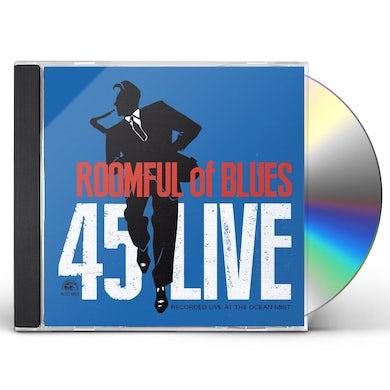 Roomful of Blues 45 LIVE CD