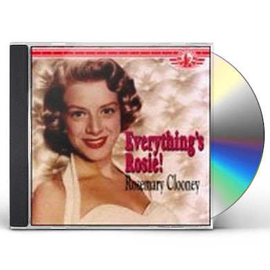 Rosemary Clooney EVERYTHING'S ROSIE CD