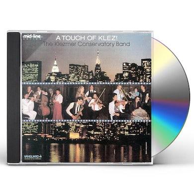 Klezmer Conservatory Band TOUCH OF KLEZ CD
