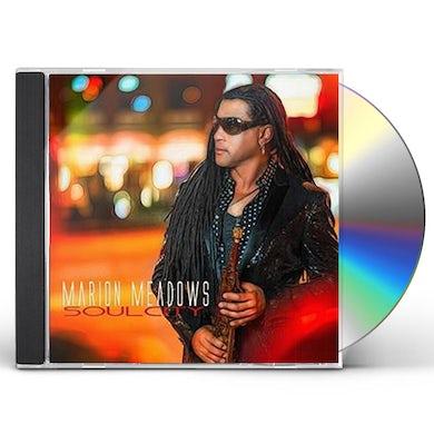 Marion Meadows SOUL CITY CD