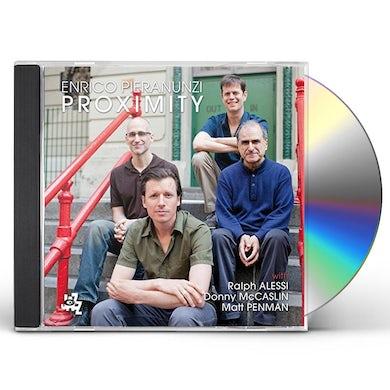 Enrico Pieranunzi PROXIMITY CD