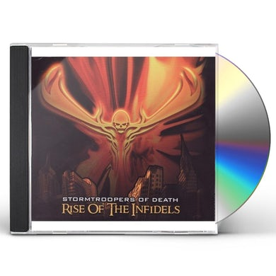 SOD RISE OF THE INFIDELS CD