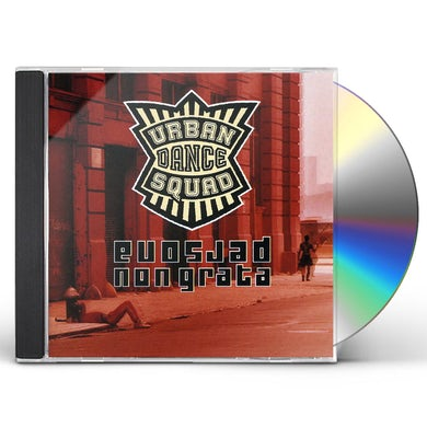 Urban Dance Squad PERSONA NON GRATA CD