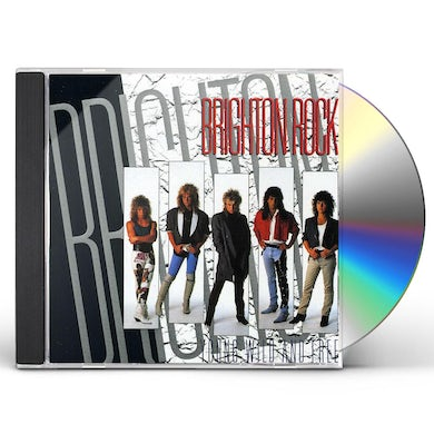 Brighton Rock YOUNG WILD AND FREE CD
