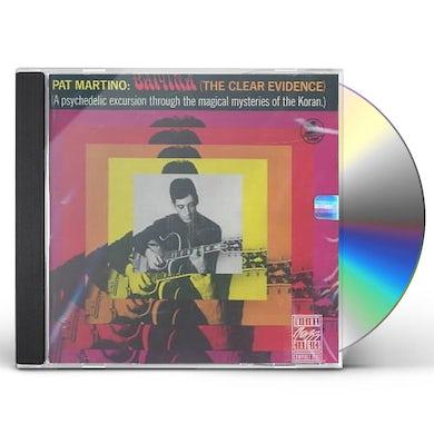 Pat Martino BAIYINA CLEAR EVIDENCE CD