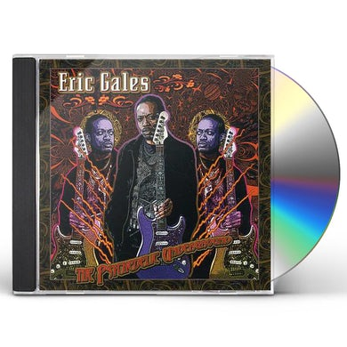 Eric Gales PSYCHEDELIC UNDERGROUND CD