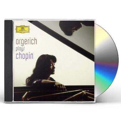 Martha Argerich ARGERICH PLAYS CHOPIN CD