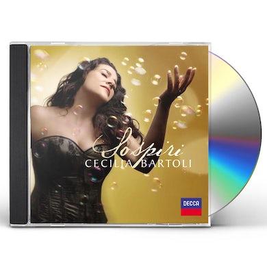 Cecilia Bartoli SOSPIRI CD