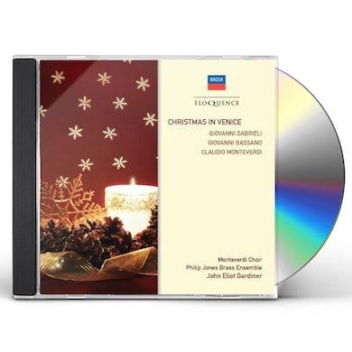 John Eliot Gardiner CHRISTMAS IN VENICE CD