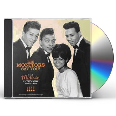 Say You Motown Anthology 1963 68 CD