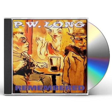 P.W. Long REMEMBERED CD