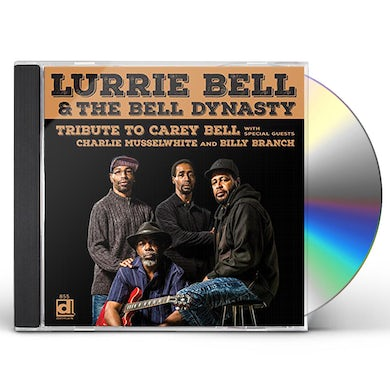 Lurrie Bell TRIBUTE TO CAREY BELL CD