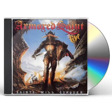 Armored Saint SAINTS WILL CONQUER CD