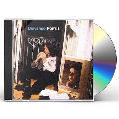Alberto Fortis UNIVERSO FORTIS CD