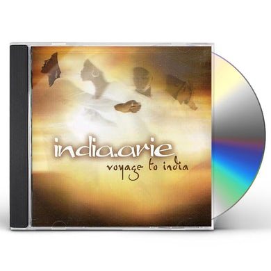 India.Arie VOYAGE TO INDIA CD