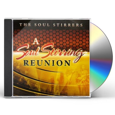 Soul Stirrers REUNION CD