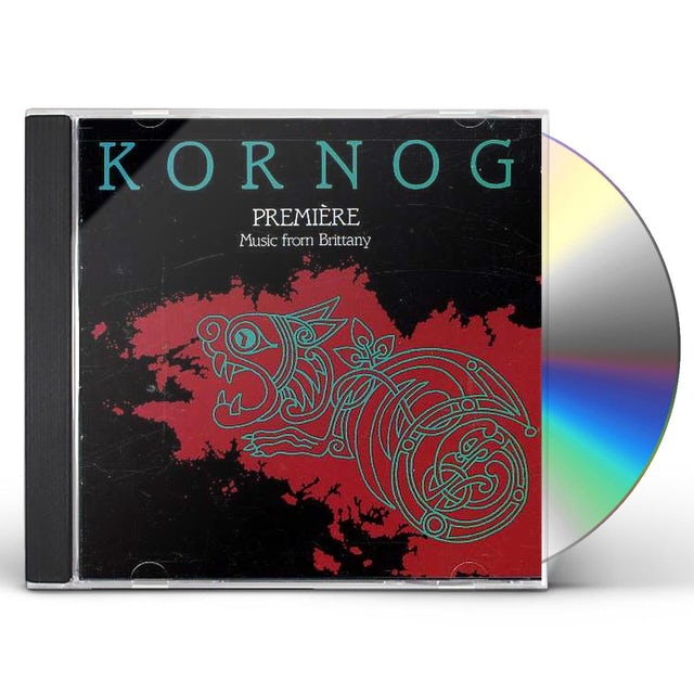 Kornog PREMIERE:MUSIC FROM BRITTANY CD